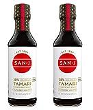 San-J Gluten Free Tamari Soy Sauce, Reduced...