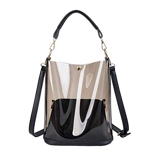 Bolso Transparente Marca Toctax