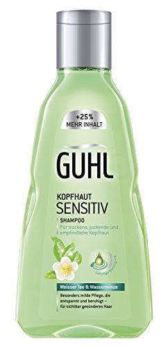 Guhl Kopfhaut Sensitiv Shampoo, 1 x 250 ml