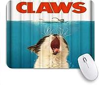 マウスパッド 猫かわいい鳥動物植木鉢漫画魚の骨三角形水玉面白い ゲーミング オフィス最適 高級感 おしゃれ 防水 耐久性が良い 滑り止めゴム底 ゲーミングなど適用 用ノートブックコンピュータマウスマット
