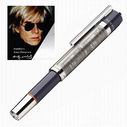 Montblanc Andy Warhol Roller Pen 112717