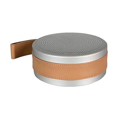 Tivoli Audio Go Line Andiamo - Tragbares Lautsprecher mit Drahtlose Bluetooth-Technologie - Silber