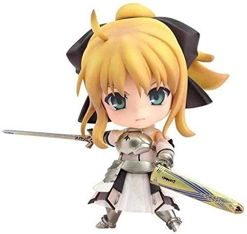 UanPlee-SC Personajes de Anime Fate / Stay Night: Sebastian Lily PVC Figura-Alto Aproximadamente 3.9inches KH1045