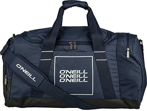 O\'Neill Sporttasche Reisetasche Wasserabweisende Duffel, Tinte Blau, Größe L, 60 L