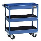 Alyco 192725 Carro para herramientas, Azul