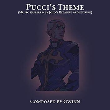 Pucci's Theme (Music inspired by JoJo's Bizarre Adventure)
