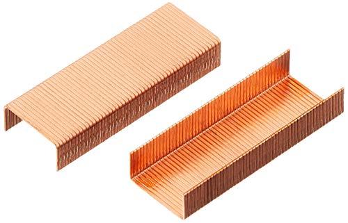 Rapid Heftklammern (24/6 mm, Standard, verkupfert) 1000 Stück