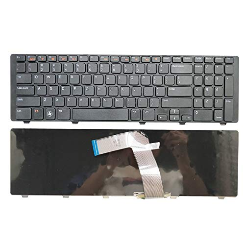 NEW US LAPTOP KEYBOARD FOR Dell Inspiron N7110 5720 7720 3750 L702X 454RX 02WCP0 08XN0P