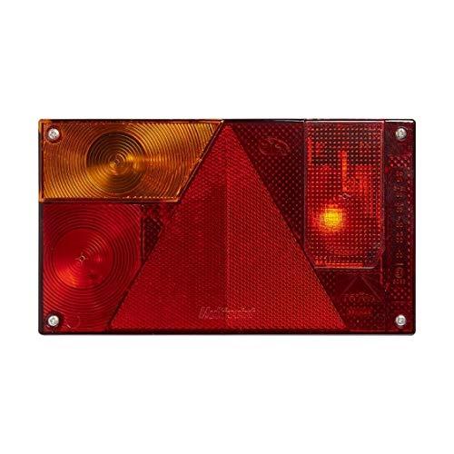 ProPlus Aspöck Multipoint I achterlicht 12V links 24x14 cm
