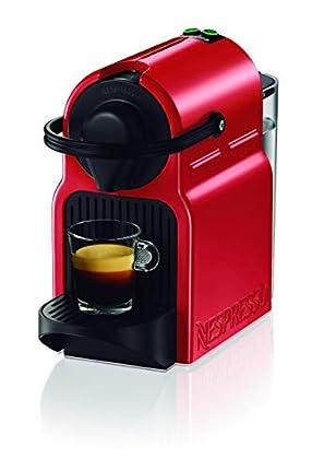 Krups XN1005 Cafetera Nespresso Inissia - Cafetera monodosis cápsulas Nespresso 19 bares