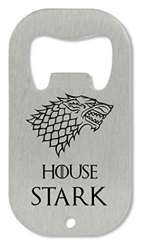 Wicked Design Game of Thrones House Stark Apri Bottiglia