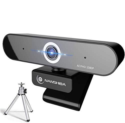 Webcam,Webcam con Microfono para PC Full HD 1080P