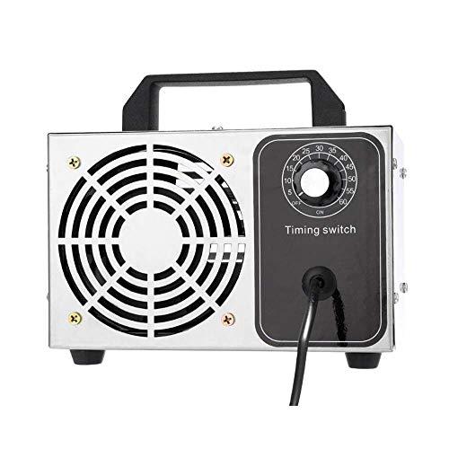 Xeoleo - Generador de ozono, 10 g/20 g/24 g/28 g, esterilización de ozono para eliminar el olor, purificador de aire doméstico, purificador de aire, purificador de aire, limpiador de formaldehído