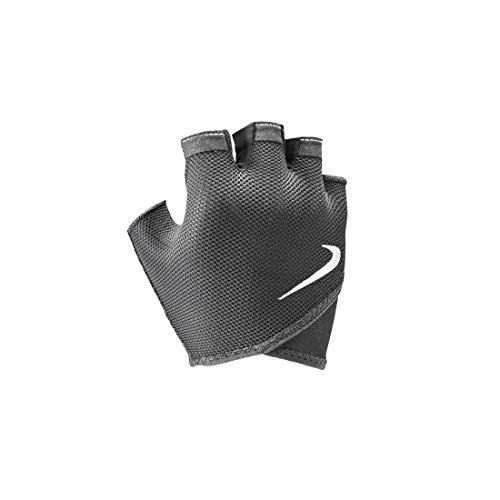 Nike Damen Women\'s Gym Essential Fitness Handschuhe, Black/White, L