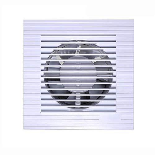 ZQYR Extractor Fans@ Ø 120 mm La energía Baja Cocina baño silenciosa Campana extractora, Volumen de Aire: 240m³ / h - 16W