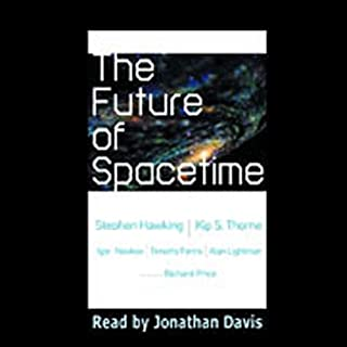 The Future of Spacetime cover art