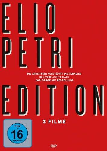 Elio Petri Edition [4 DVDs]