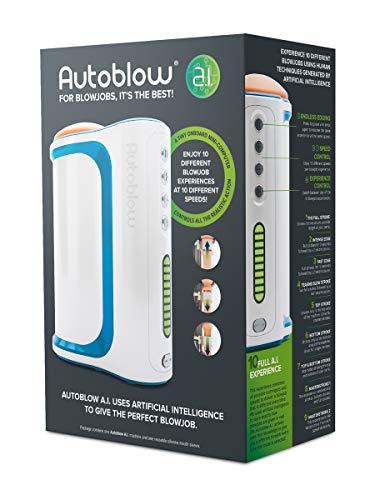 Autoblow A.I Machine à Fellations 1 Unité