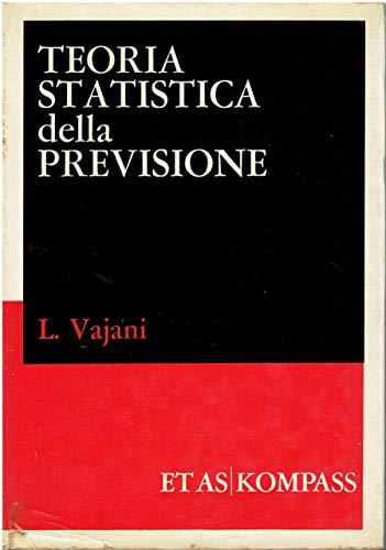 Teoria statistica della previsione