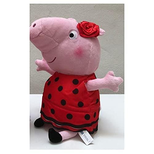 Desconocido Peluche Peppa Pig SEVILLANA 27 CM.