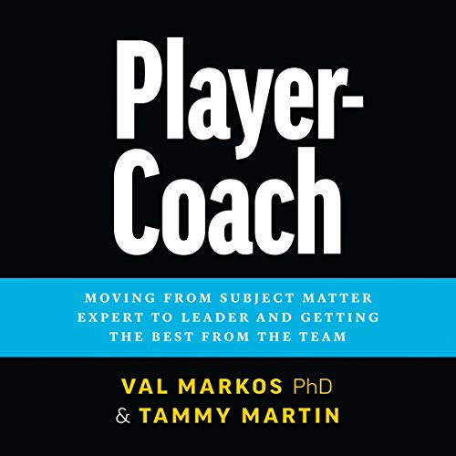Player-Coach audiobook cover art