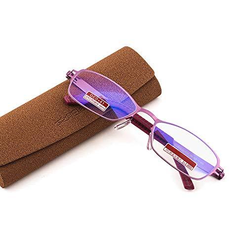 Reading glasses Gafas de Lectura Mujeres y Hombres Anti-luz