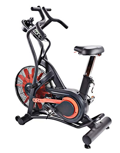 Stamina X Air Bike | Air Resistance | Set Customized Workouts | Track Metrics | Premium Design for Enhanced Performance