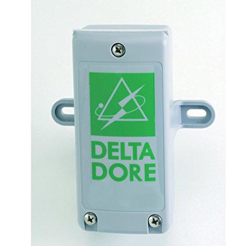 Delta dore 6300001 - Sonde extérieure, montage boîtier étanche, en aluminium
