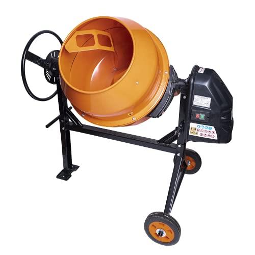 Betoniera Temp, Semi-Professionale, 850 W, 150 L