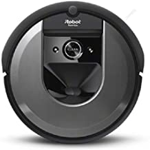 iRobot Roomba i7158 WiFi connected Robot Vacuum with Power-Lifting Suction - Learns and Maps your Home - Personalized Sche...