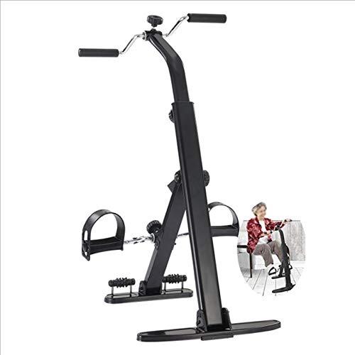 ZXFF Máquina Multifuncional De Rehabilitación del Ejercicio del Pedal, Entrenador De La Mano Y El Pie De La Aptitud De La Rehabilitación para El Trazo De Ancianos Hemiplegia Equipo De Bicicleta