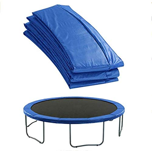 YJF Outdoor Replacement Trampoline Safety Pad Spring Cover Long Lasting Trampoline Edge Cover 6/8/10/12/13/14FT,14ft /4.27m
