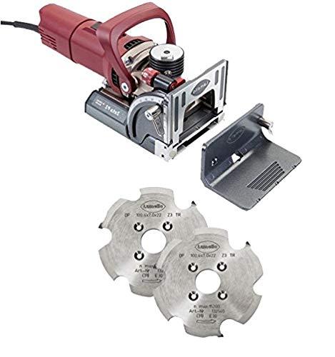 LAMELLO 101402DSOMD Zeta P2 Nutfräsmaschine mit Diamant-Fräser im Systainer, 1050W