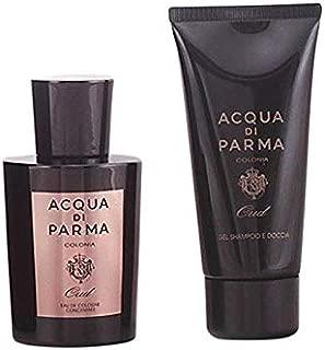 ACQUA DI PARMA COLONIA AMBRA CONT (MEN) EDC 100ML plus HAIR & SHOWER GEL 75ML