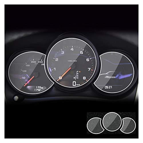 yhfhaoop Película Protectora de Pantalla LCD TPU Dashboard para Porsche Macan 2014-2020 HNYHF (Color Name : Screen Picture)