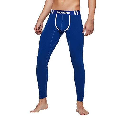 Nieuwe slim fit vrije tijd Chinos met stretch stijl voor mannen in de herfst winter sexy pure kleur nauwe thermische broek Medium zwart