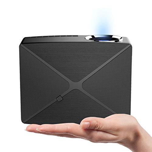 ERISAN Video Beam Projector, Full HD...
