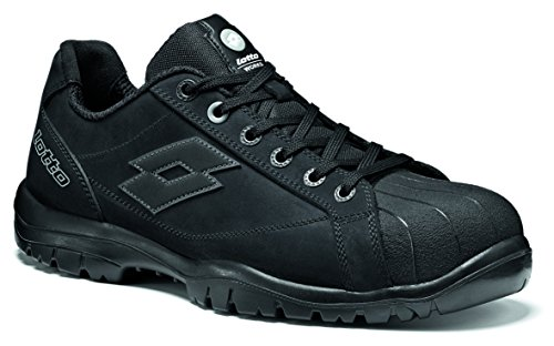 Calzado de Seguridad Lotto Works Jump 700 S3 SRC Black (41)