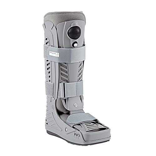 PhysioRoom Elite Air Fracture Walker - Soporte, Soporte, Ajustable, Higiénico Alternativo, Compresión, Ajuste personalizado, Estabilidad, Cómodo, Soft-Foam, Respirable, Tejido Guarnición - Walker Boot