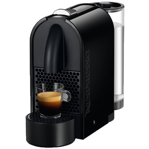 Nespresso U(ユー) ブラック D50BK-I
