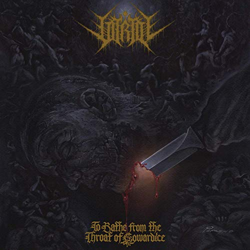 To Bathe From The Throat Of Cowardice (Digipack Limited Edt.)
