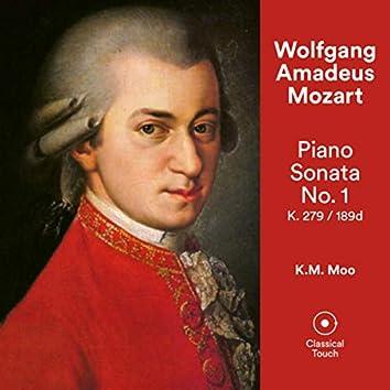 Mozart: Piano Sonata No. 1, K. 279