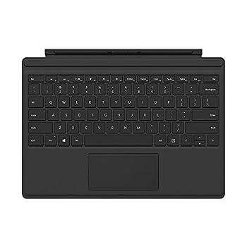 Microsoft Surface Pro 4 Type Cover - Black  Renewed