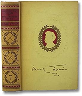 The Connecticut Yankee in King Arthur's Court. Vol. 5 of the Complete Works of Mark Twain. American Artists Edition