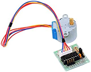 Tolako 5V Stepper Motor with ULN2003 Stepper Motor Control Board for Arduino UNO MEGA R3 Mega2560 Duemilanove Nano