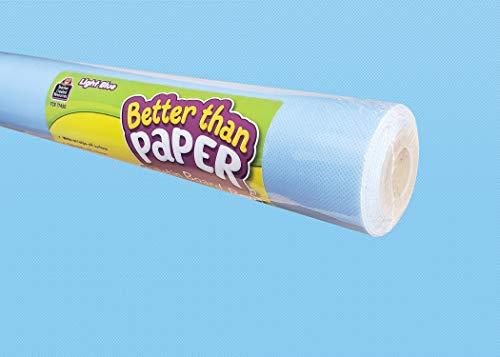 Teacher Created Resources Light Blue Better Than Paper Bulletin Board Roll (TCR77450)