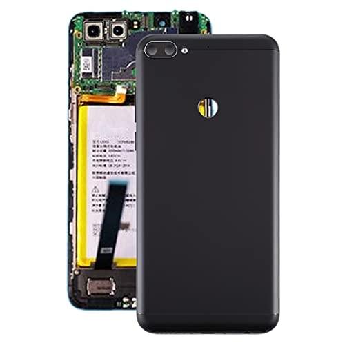 Dmtrab Battery Back Cover for Lenovo K5 Note (Black) Back Cover (Color : Black)
