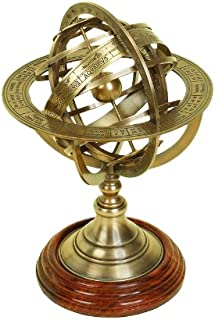 brass orrery kit