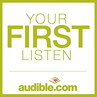 Your First Listen audiobook cover art