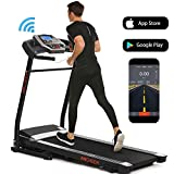 ANCHEER Folding Treadmill - Treadmills for Home Running...